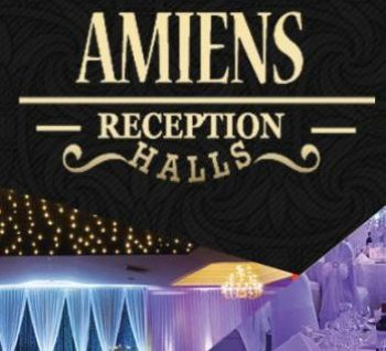 We are the recommended photographer at Amiens  salle de reception